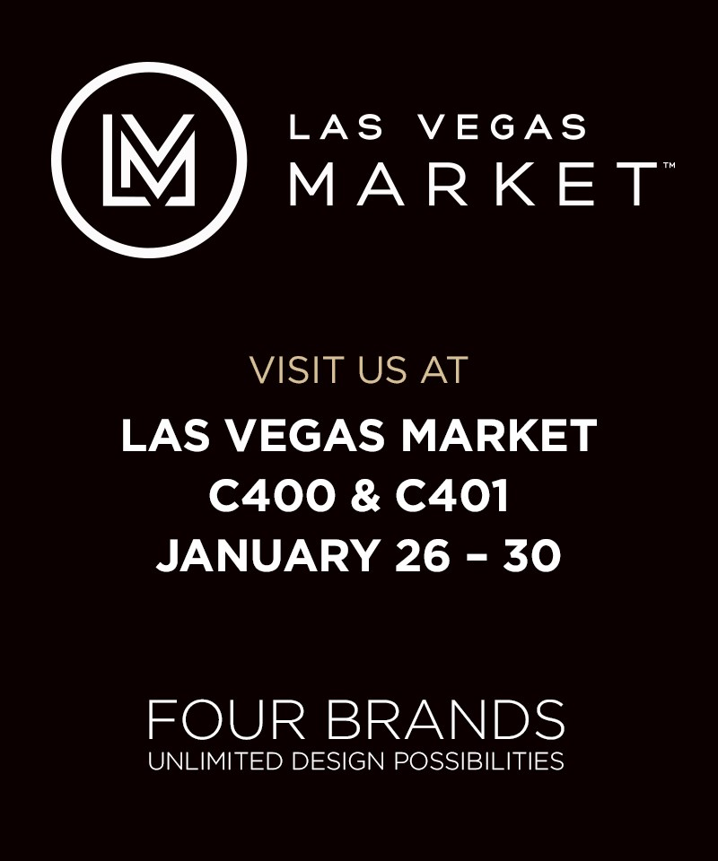 Visit us at Las Vegas Market!