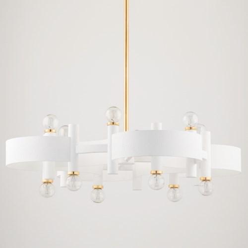 maddie 12 light chandelier