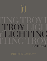 Troy Lighting Interior Supplement June 2019