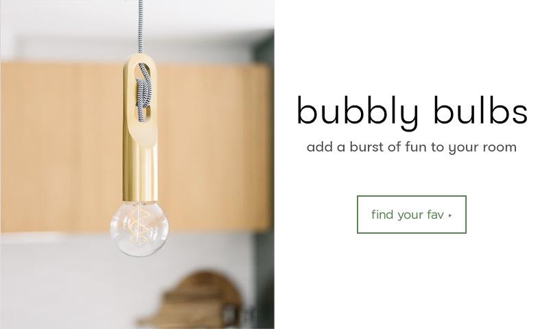 Bubbly Bulbs
