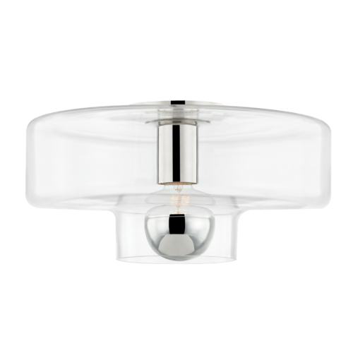 iona 1 light flush mount