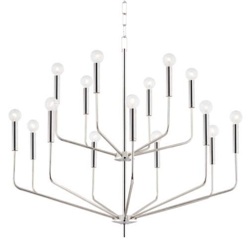 bailey 15 light chandelier
