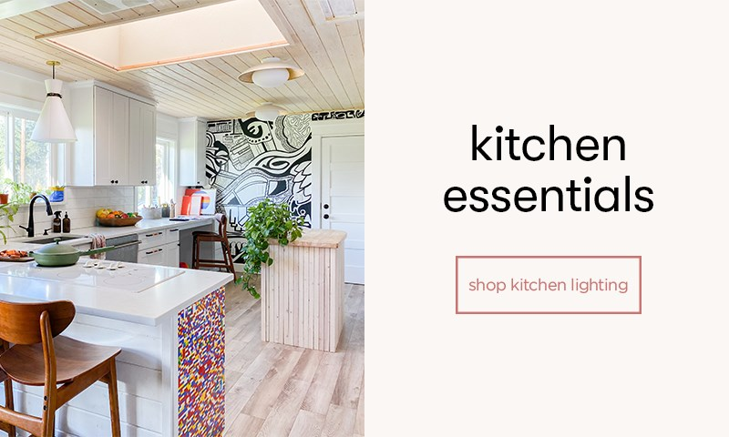 shop kitchen lighting