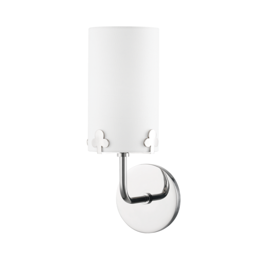 darlene 1 light wall sconce