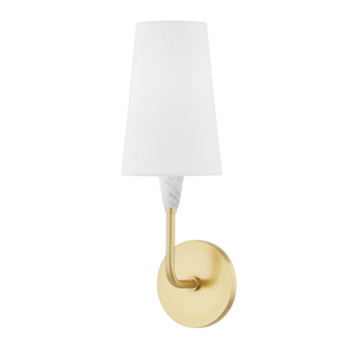 janice 1 light wall sconce