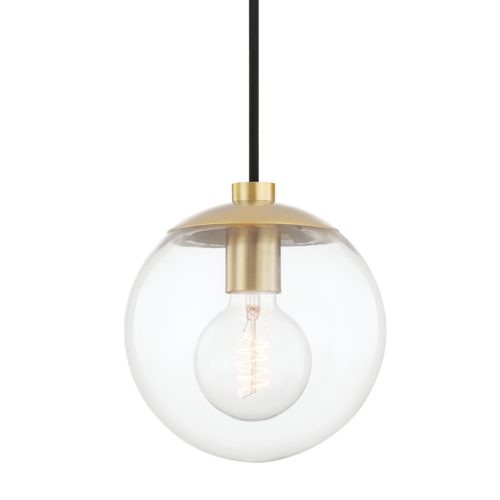 meadow 1 light pendant