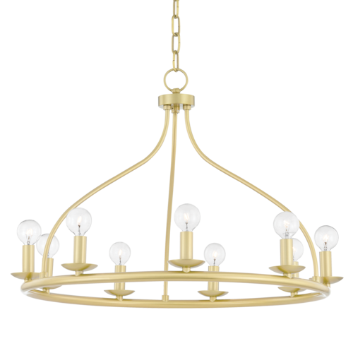 kendra 9 light chandelier