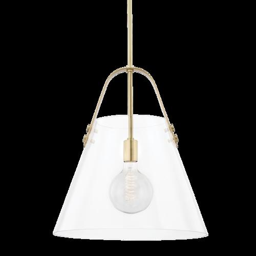 karin 1 light pendant