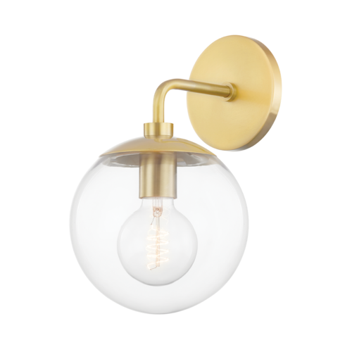 meadow 1 light wall sconce