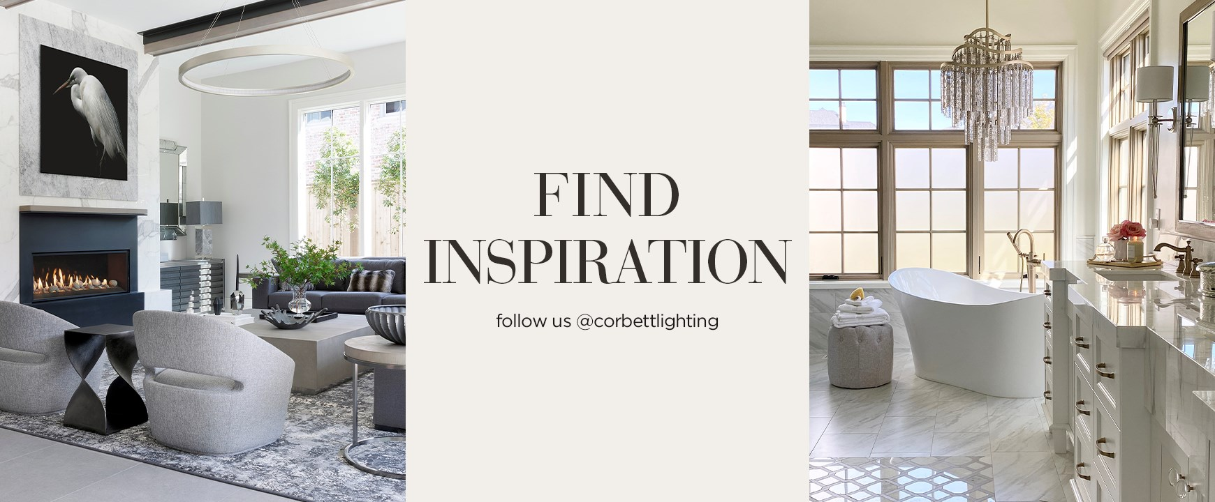 follow us @corbettlighting