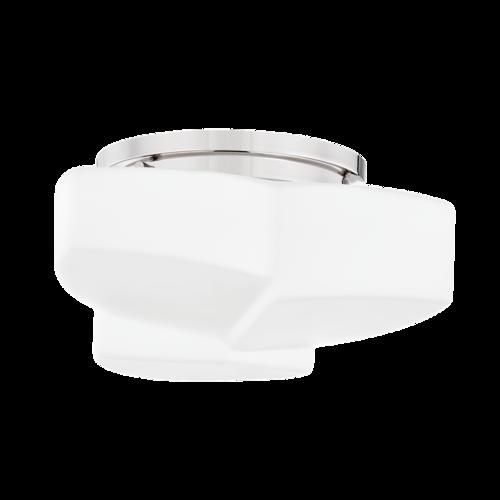 amora 1 light flush mount