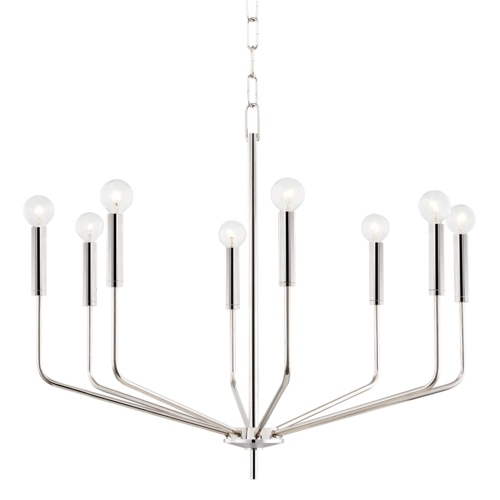 bailey 8 light chandelier