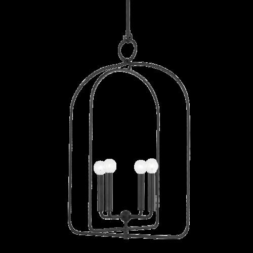 mallory 4 light pendant