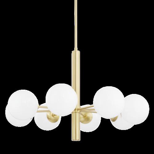 stella 8 light chandelier