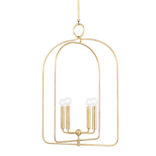 mallory 4 light pendant