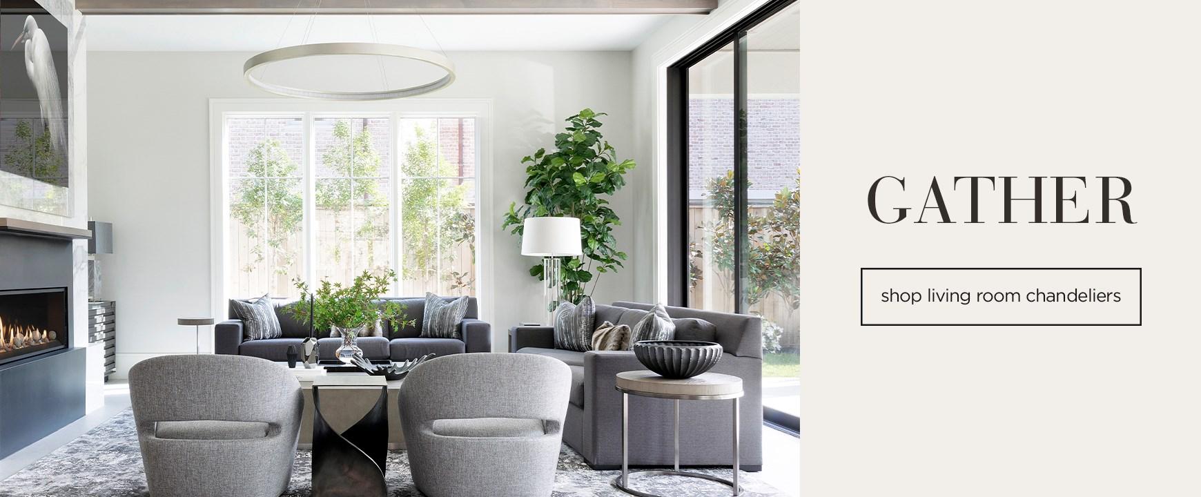 shop living room chandeliers