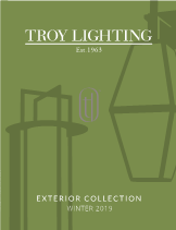 Troy Lighting Exterior Catalog 2019