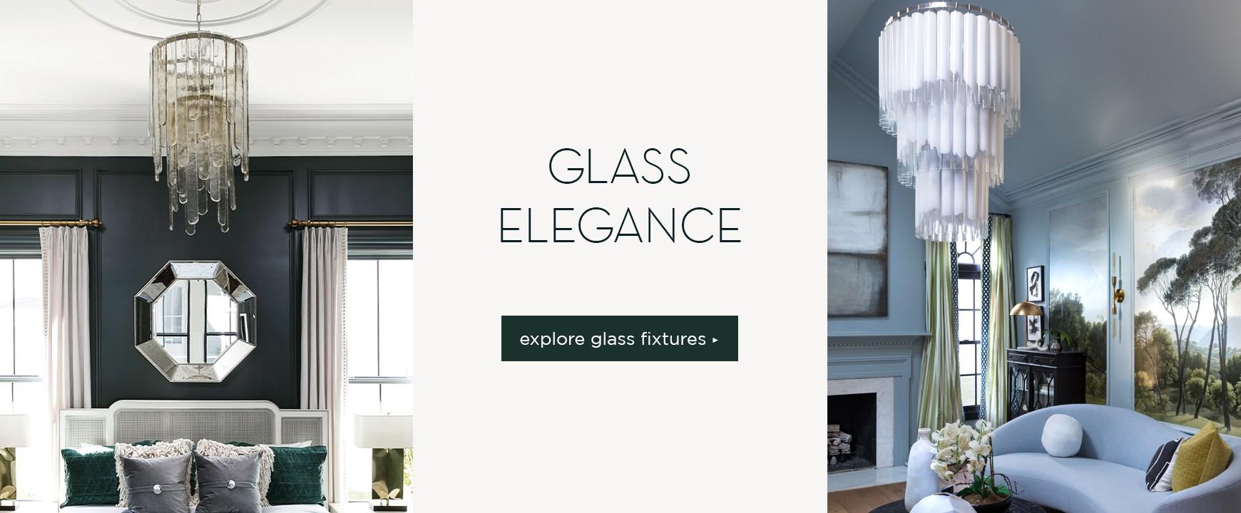 Explore Glass Fixtures