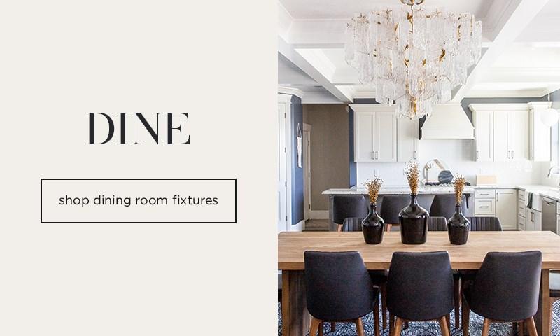 shop dining room fixtures