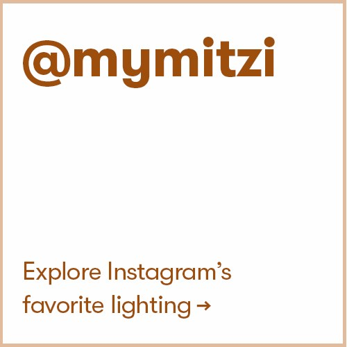 Instagram's Favorite Lighting - Explore @mymitzi