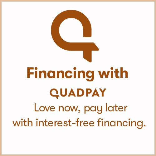 Financing with Quadpay