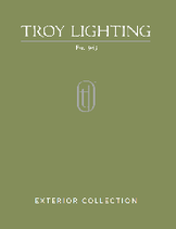 Troy Lighting Exterior Main Catalog