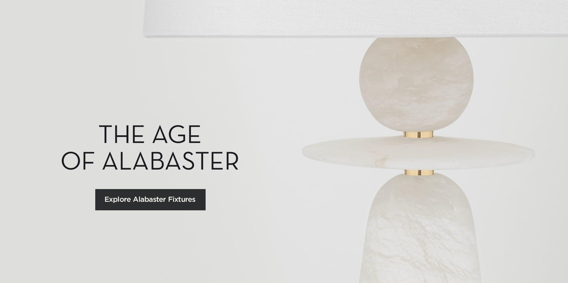Explore Alabaster Fixtures