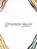 Hudson Valley Lighting New Release Only 2018