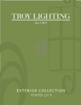 Troy Lighting Exterior Catalog 2018