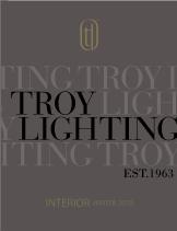 Troy Lighting Interior Catalog 2019
