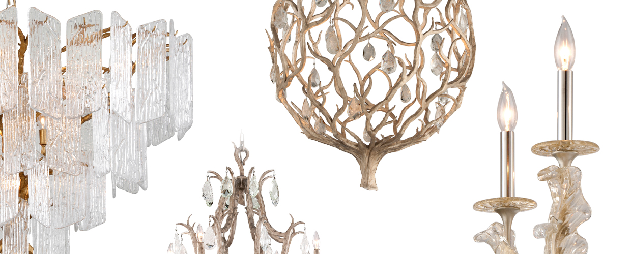 Four Winter-Inspired Pendant Collections