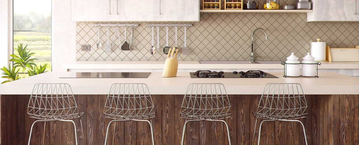 5 Ways To Up Your Kitchen Island Game