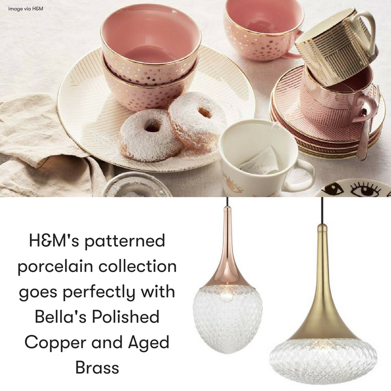 H&M's Home Collection is Here — Let's Talk About It.