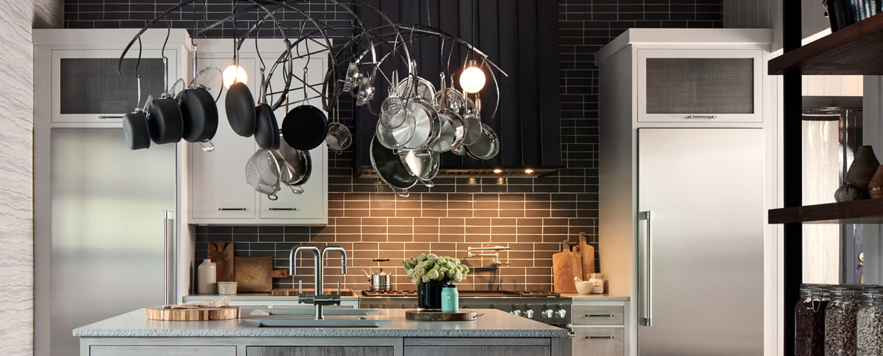 House Beautiful's 2017 Kitchen of the Year, Featuring Andromeda